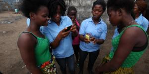 UNICEF has launched a texting campaign to reveal the scale of sexual harassment in Liberian schools